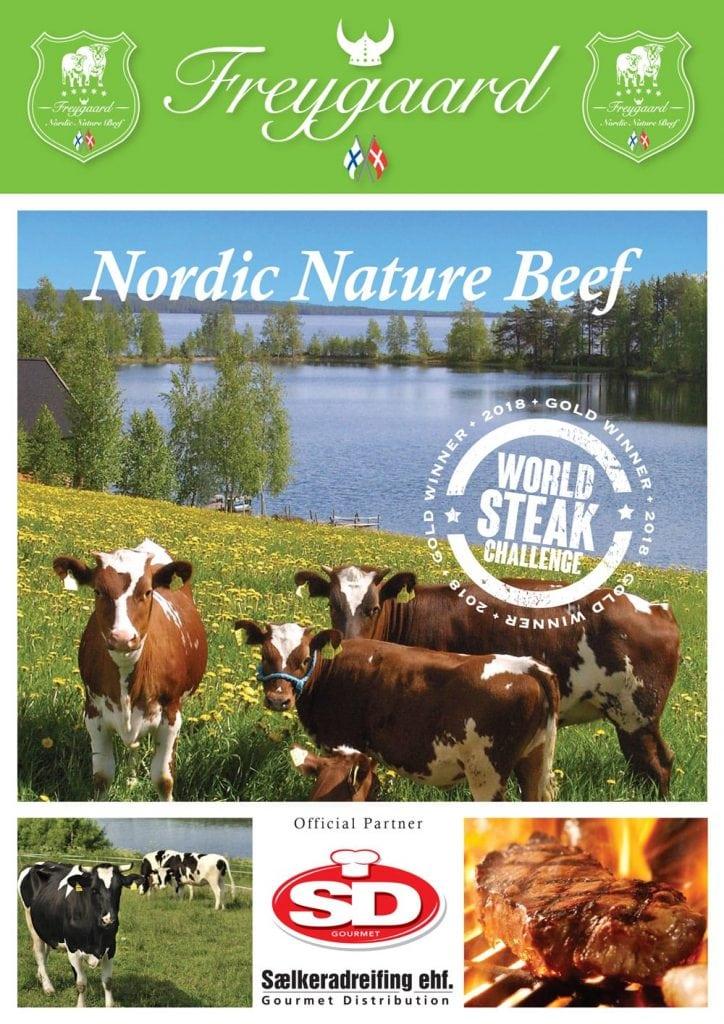 Freygaard Nordic Nature Beef - Sælkeradreifing